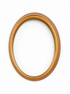 Code: R50-5-12N Measures in cm: external 14 x 10,5 internal 12 x 9 Surface: bronz