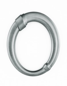 Code: R51-4-12N Measures in cm: external 15 x 12,5 internal 12 x 9 Surface: matt silver