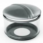 Code: L51-4-15Z Measures in cm: 15 x 20 (bore: 10) Surface: matt silver