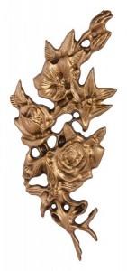 Code: S06-5 Measures in cm: 21,5 x 9,5 Surface: bronze