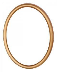Code: R01-5-24 Measures in cm: 24 x 18 Surface: bronze
