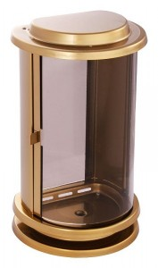 Code: 01e5 Measures in cm: 22,5 x 13 x 11 Surface: bronze
