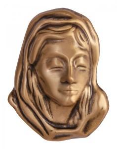 Code: S02-5 Measures in cm: 12 x 9,5 Surface: bronze